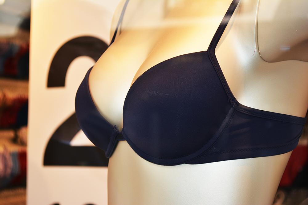 фотографии груди в лифчике - 14