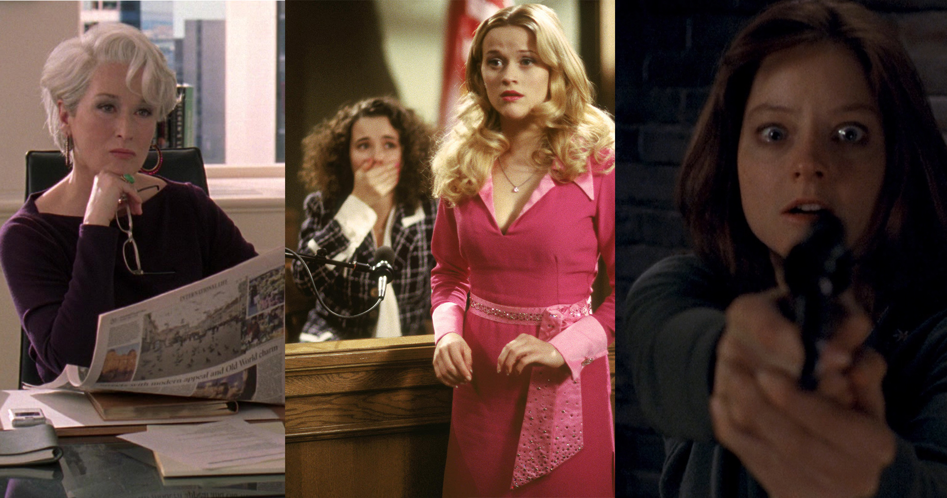 Fierce feminist icons of film