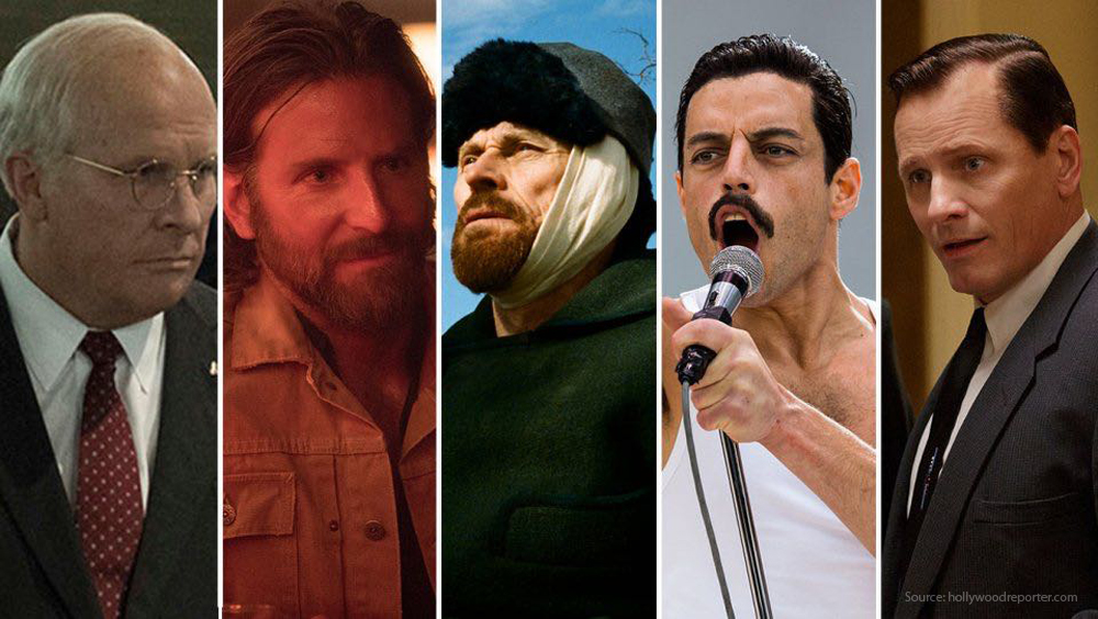 A 'Brief' introduction to this year's Oscar nominees for Best Actor