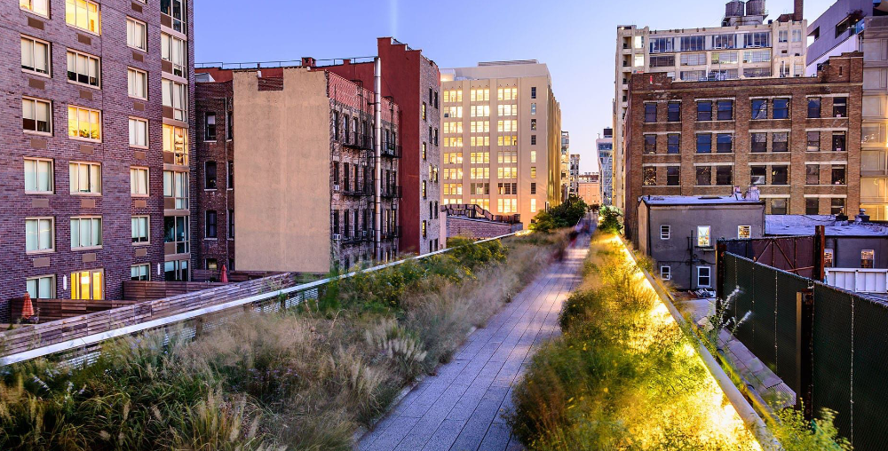 A New York State of Mind: Life on The High Line