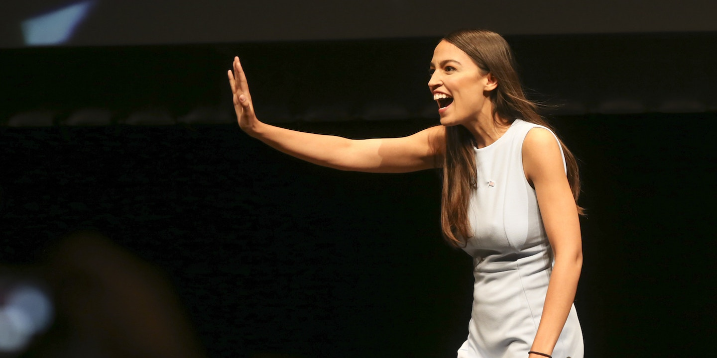 Why every woman at work relates to AOC
