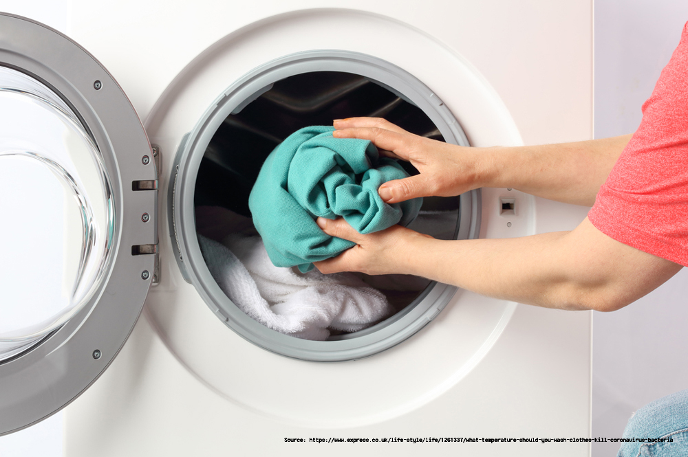 Staying Safe During COVID-19: How to Disinfect Your Clothes on Laundry Day